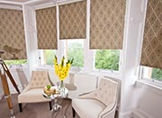 Perfect Fit Blinds in Grimsby living room