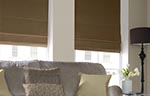 Louvolite Perfect Fit blinds in Grimsby conservatory