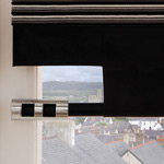 Blackout blind in Grimsby home